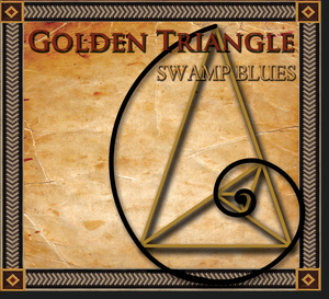 Golden Triangle, Swamp Blues Album Cover